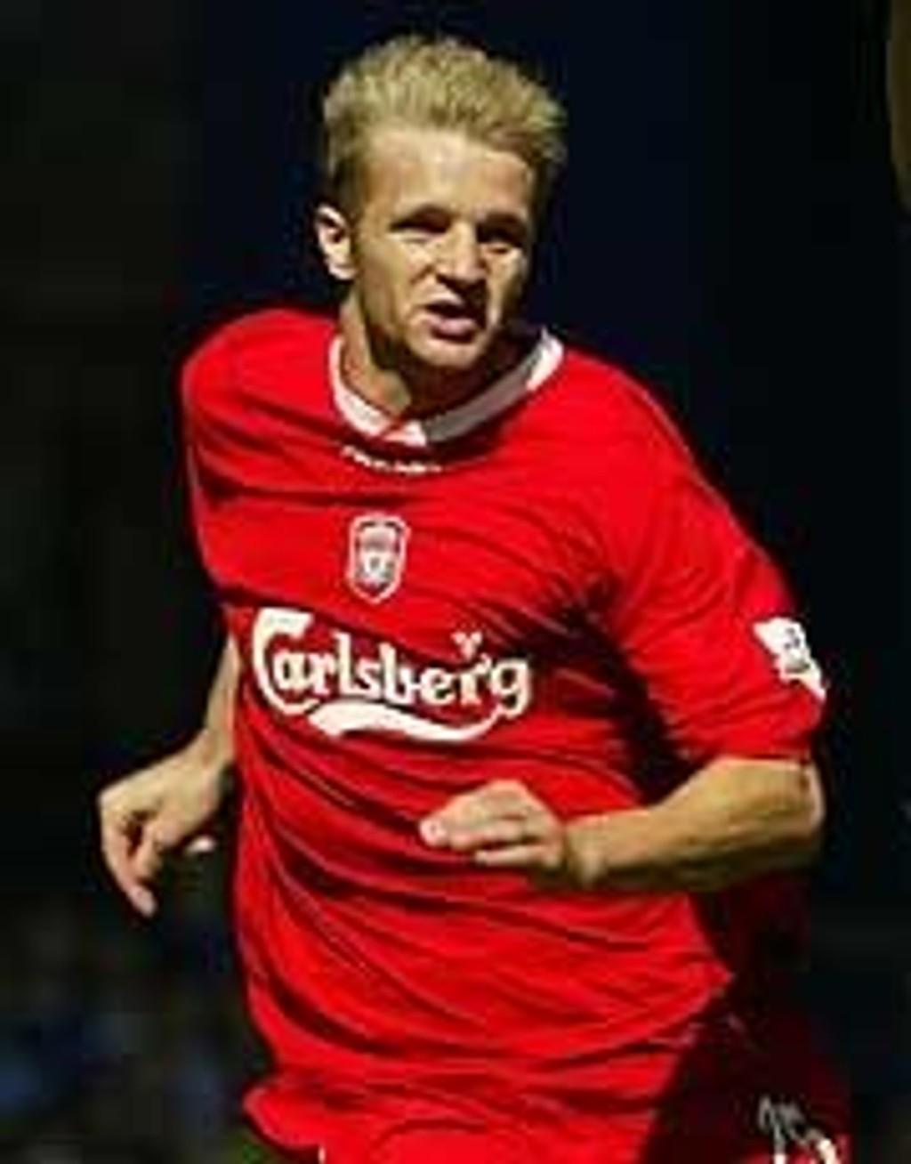 Igor Biscan, Liverpools helt.