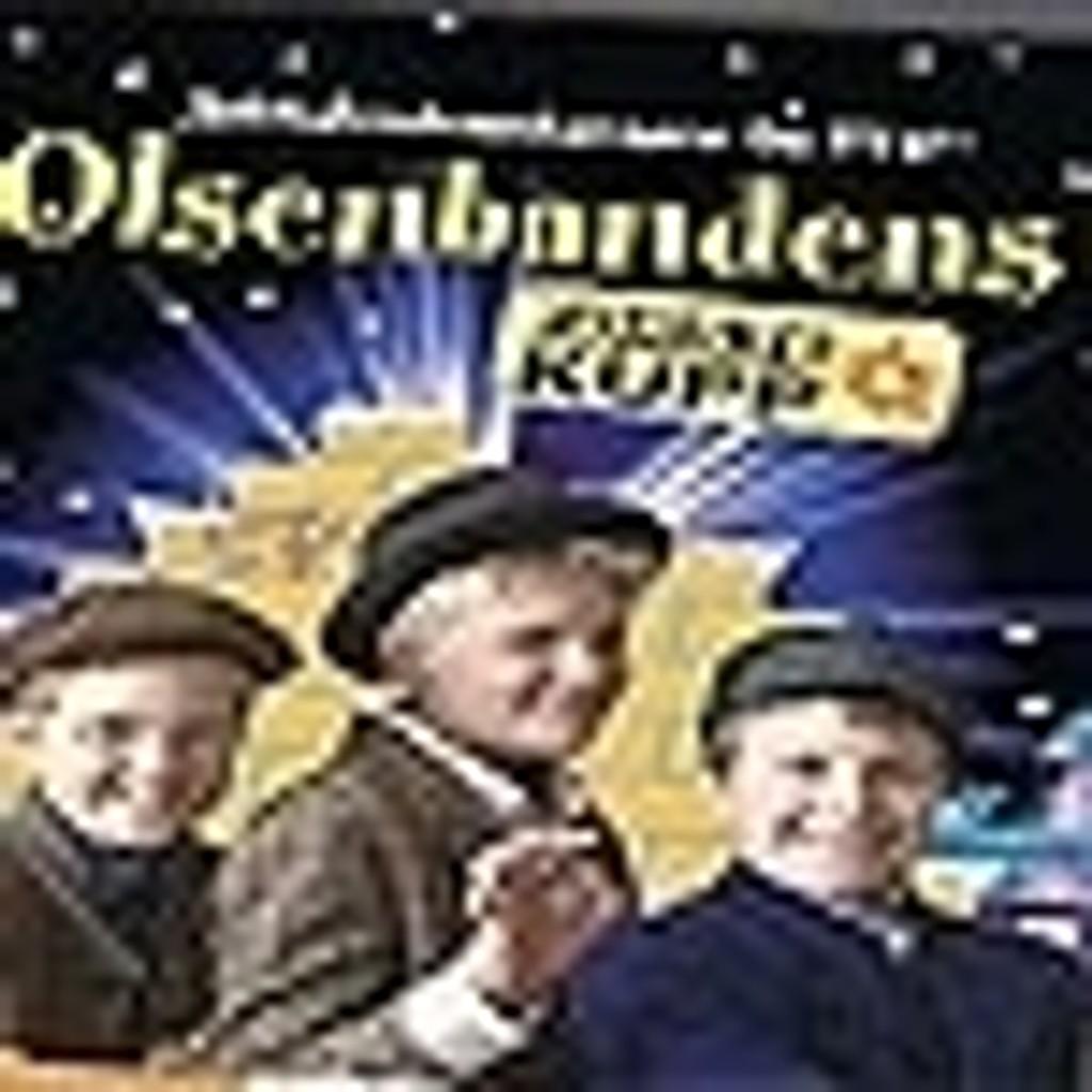 Olsenbandens første kupp - Olsenbanden jr på video VHS og DVD