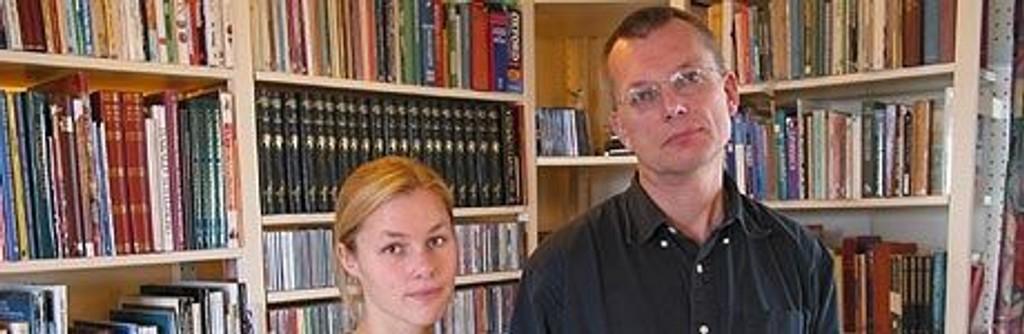 Ingrid og Tore Landmark har hatt store problemer med bredbåndsleverandøren.
