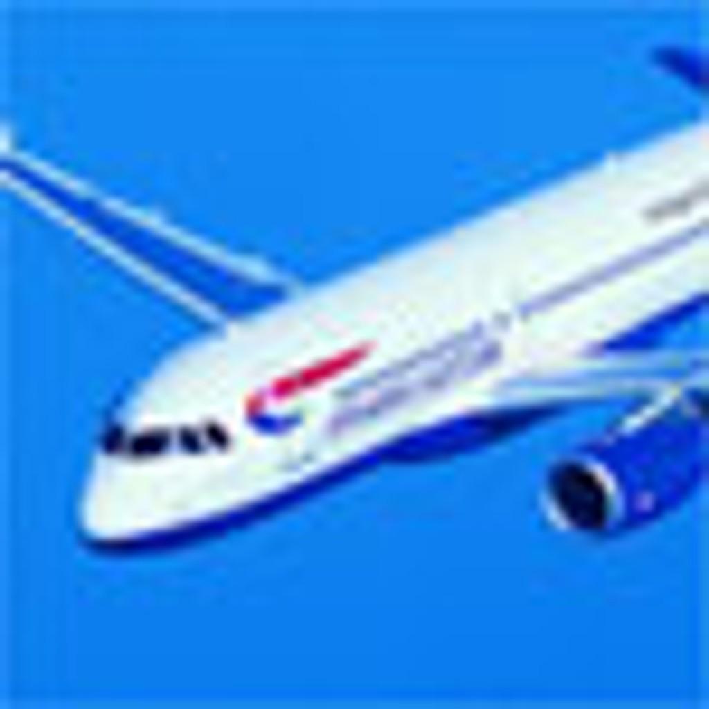 Airbus A319 fra British Airways