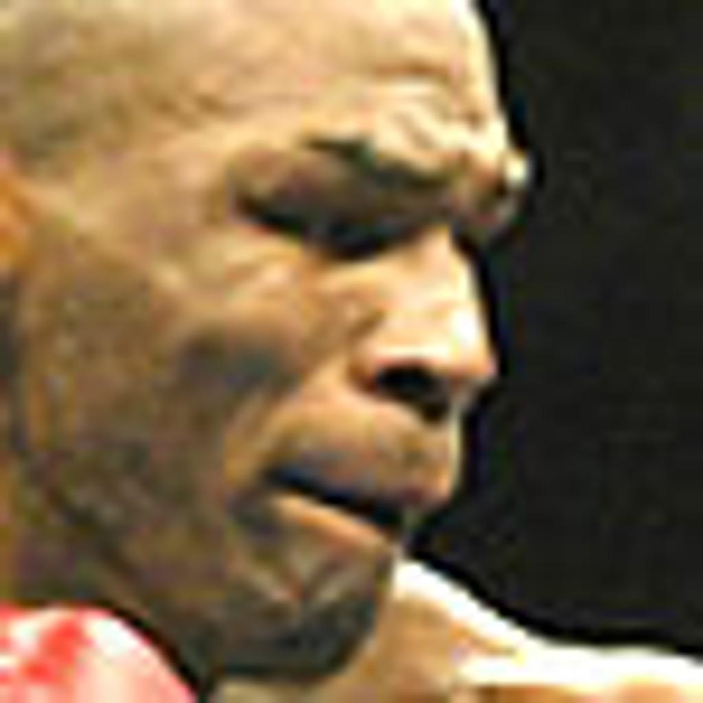 Mike Tyson, bokser.