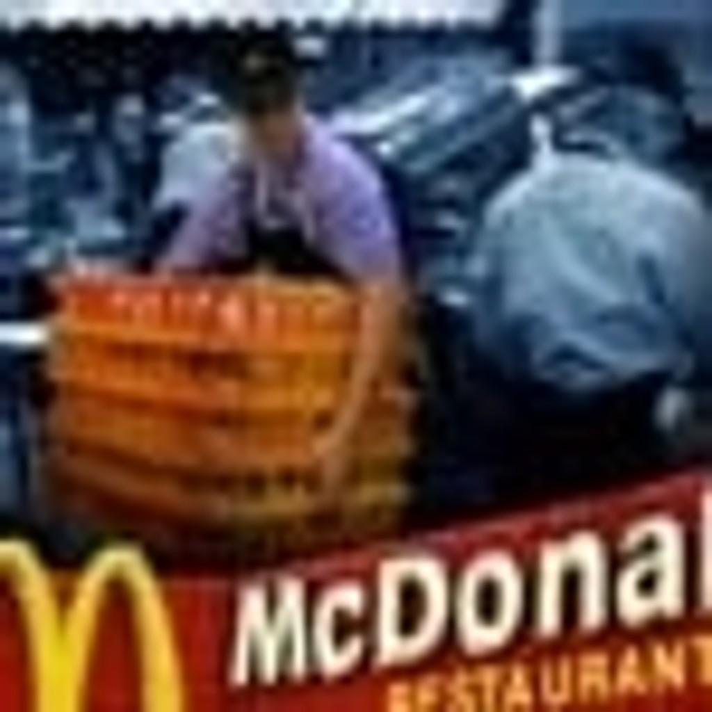 big mac, hamburger