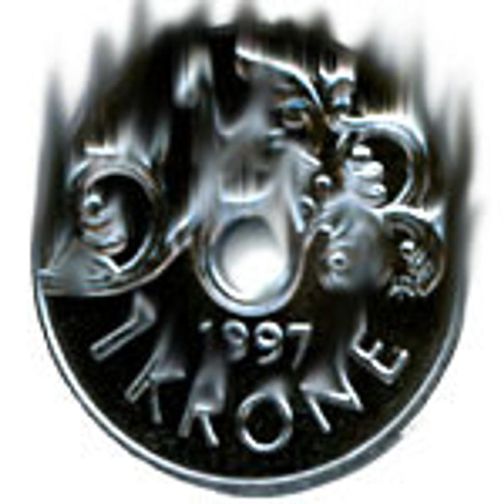 Krone, valuta,