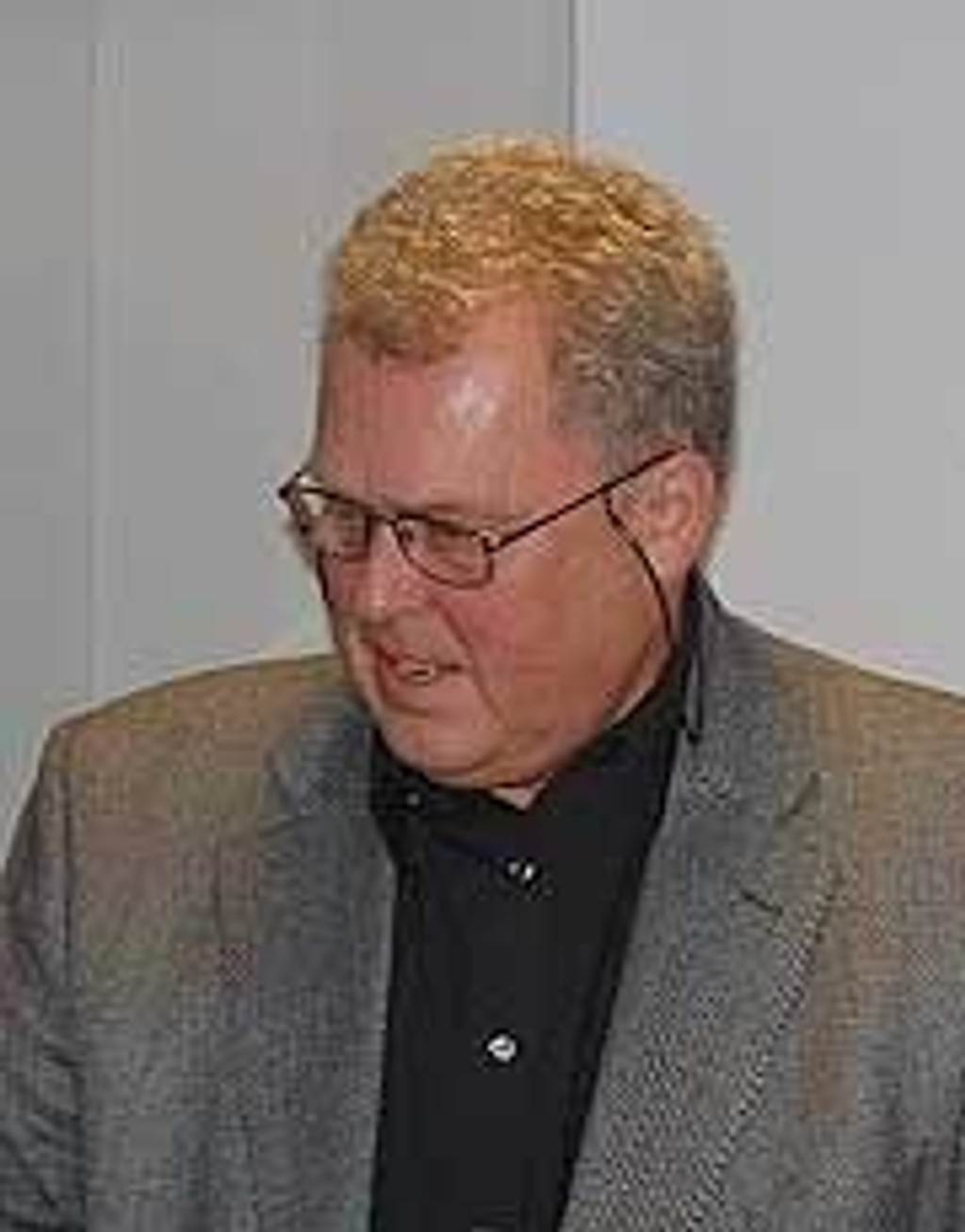 Idrettspresident Kjell O. Kran.