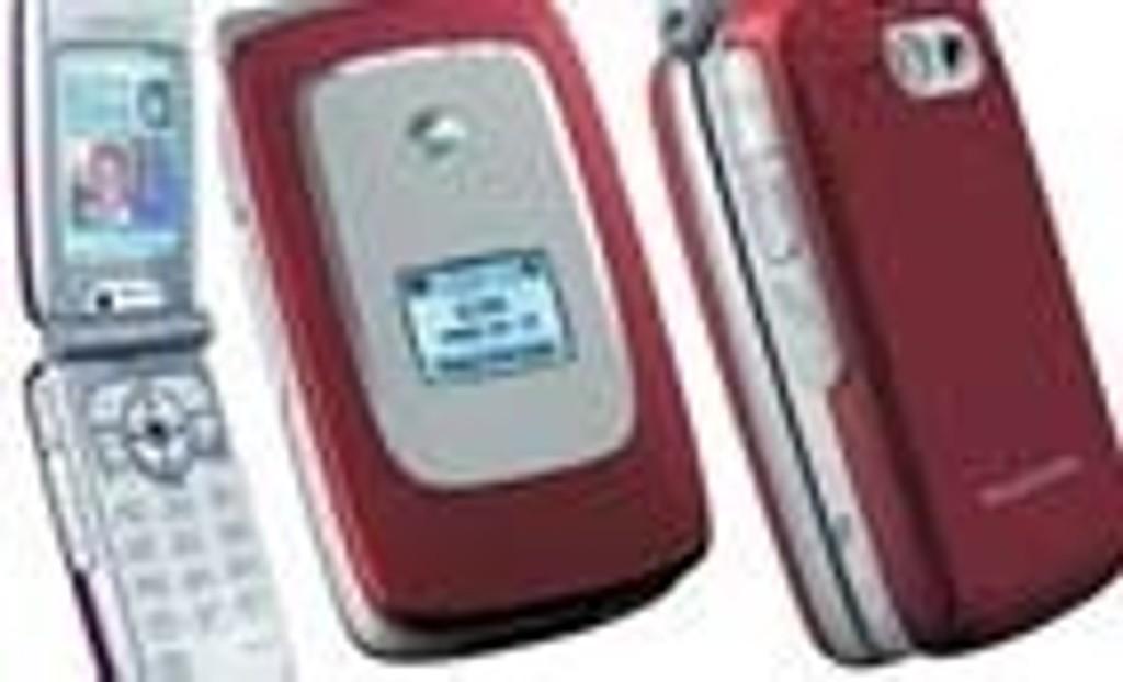 Sony Ericssons Z1010 er en av telefonene som rammes.