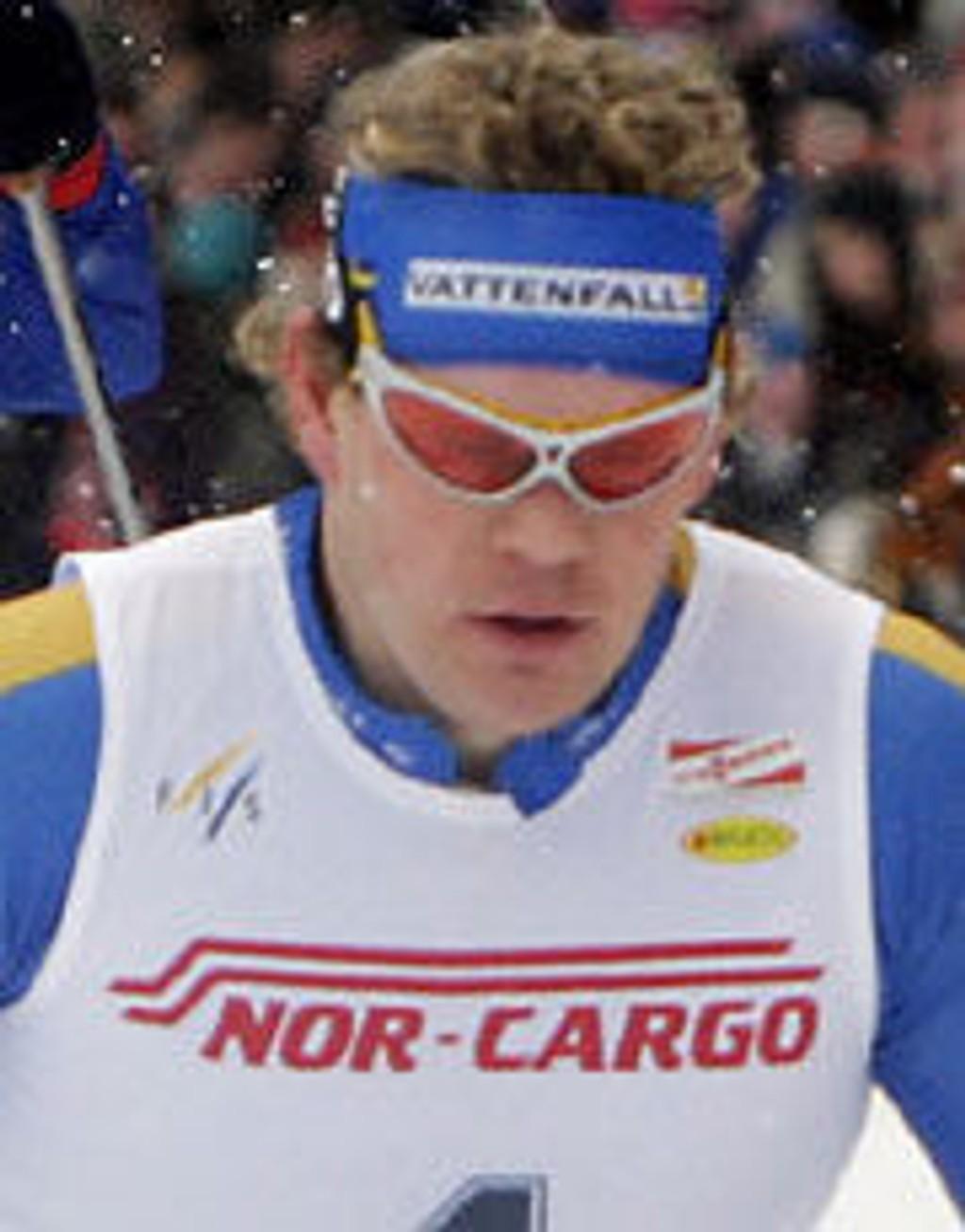 c0223c899 Fredriksson vant herresprinten