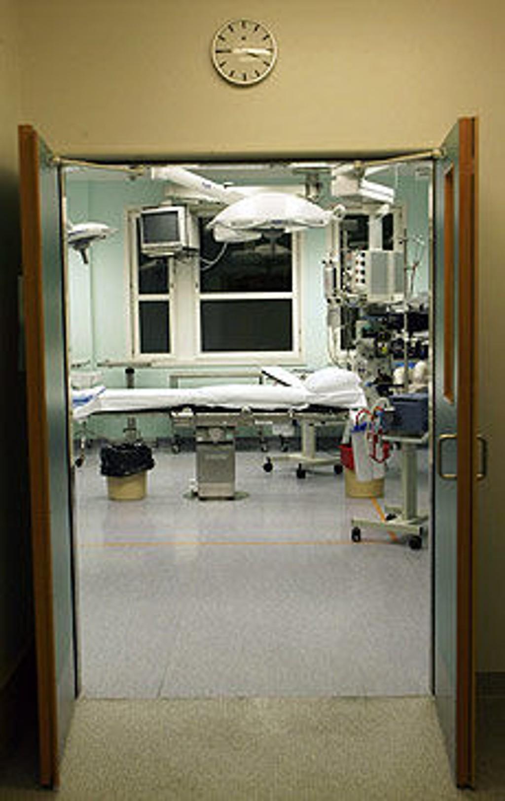 sykehusene i norge
