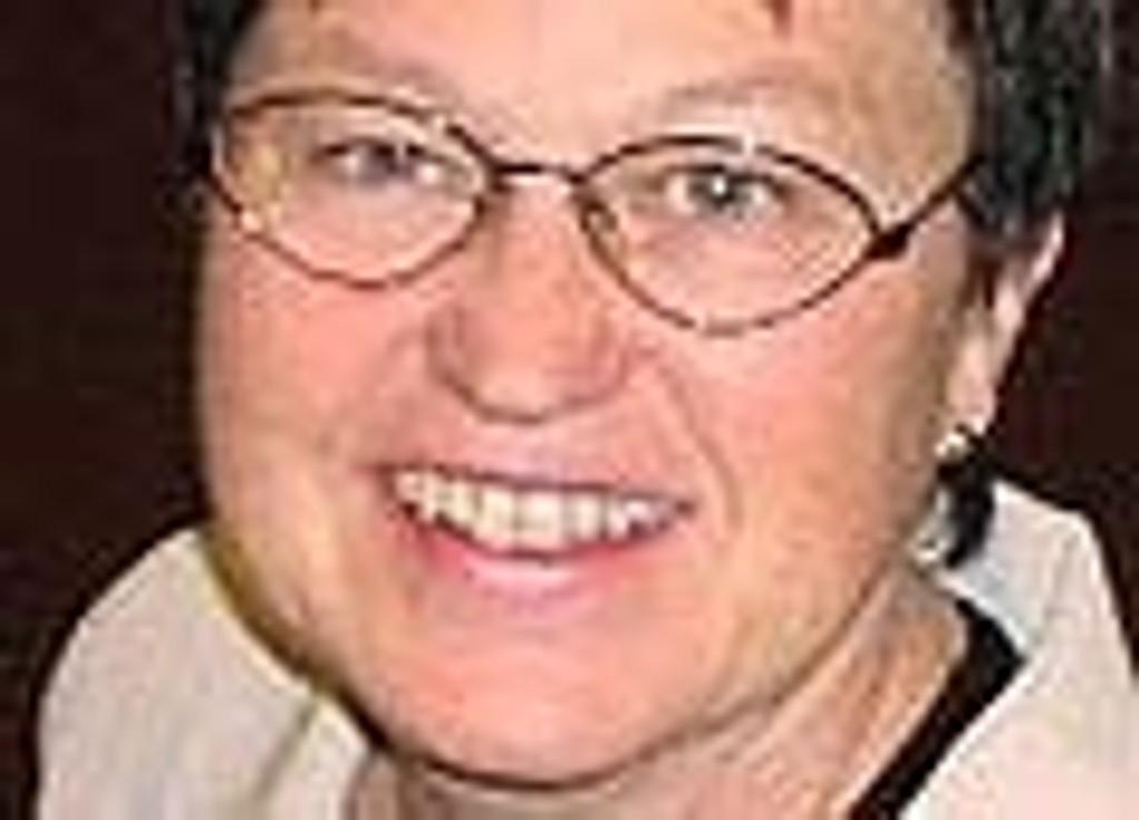 Laila Dåvøy.