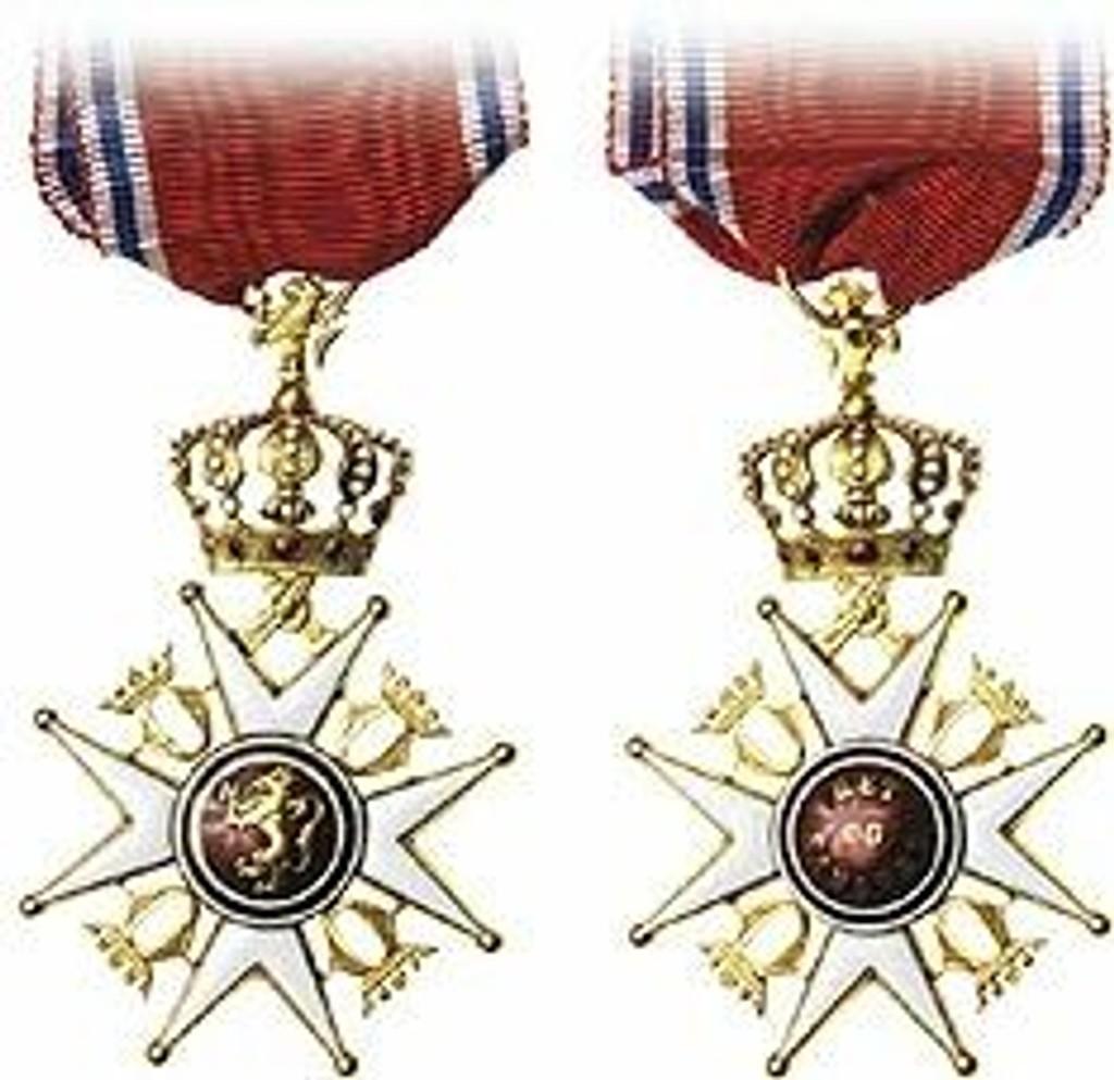 Medaljen som er til salgs, ble delt ut en gang mellom 1906 og 1937.