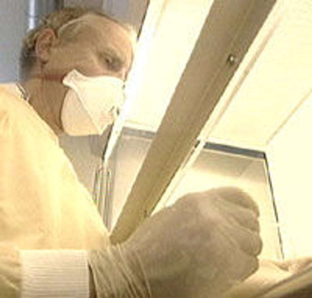 Statens institutt for folkehelse, bakterie, miltbrann, undersøkelse