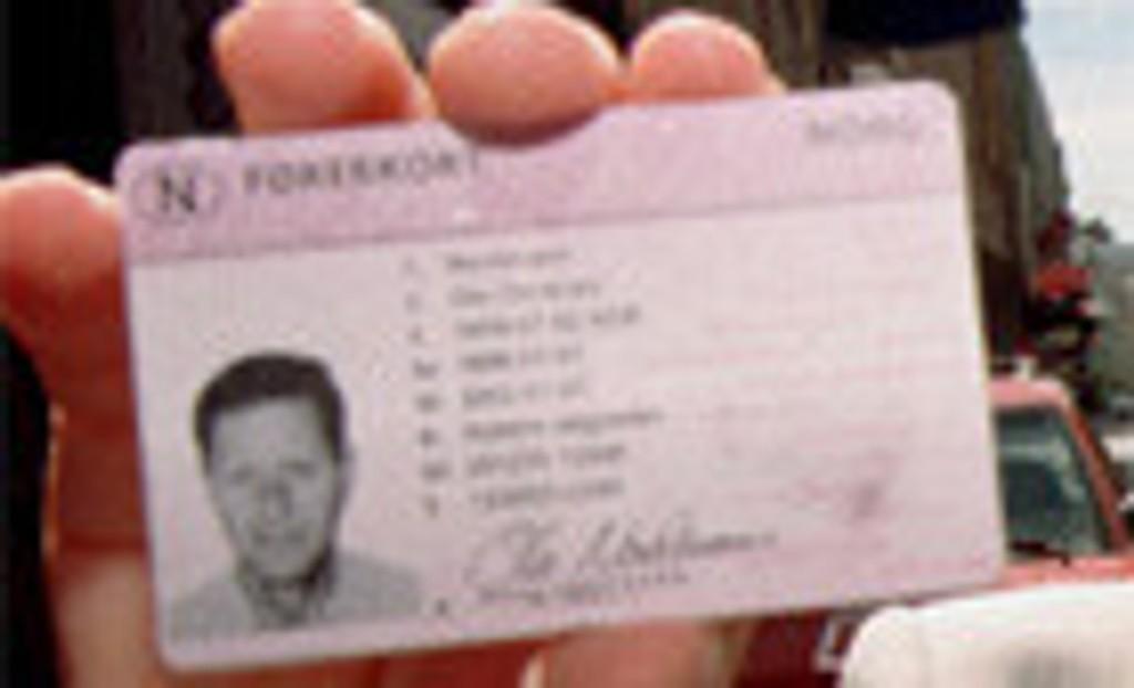 prikker i sertifikatet