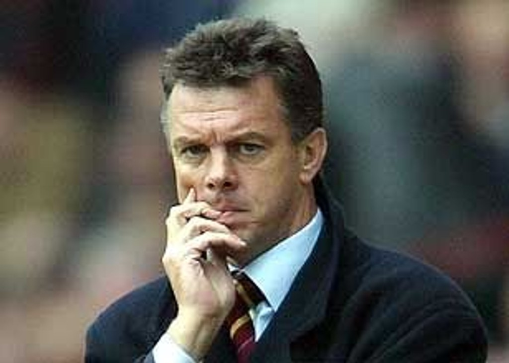 David O'Leary, manager i Aston Villa.