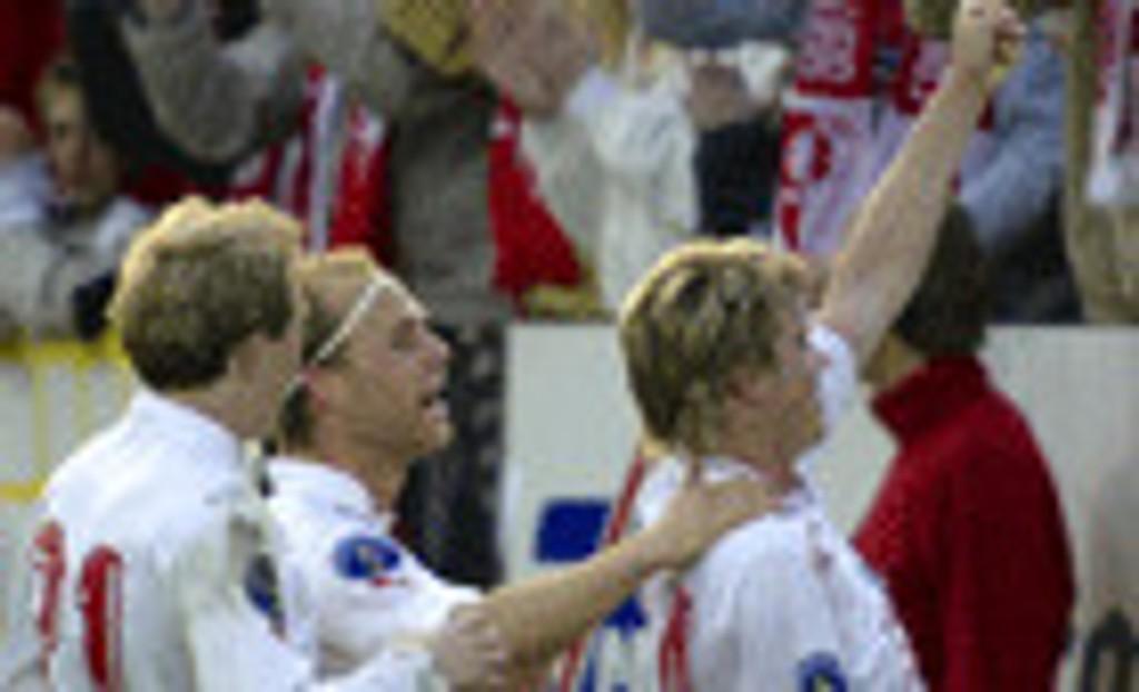Endelig en grunn til å juble for Fredrikstad