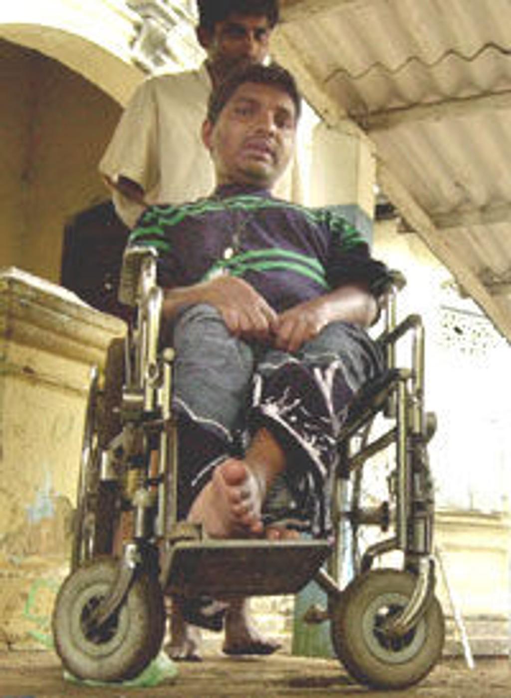 Kumar Deshrapriya var vaktmester ved Sambodhi-hjemmet i Galle.