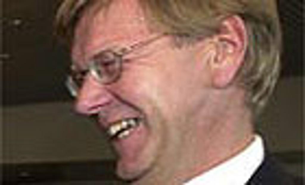 NHO-leder, Finn Bergesen jr.