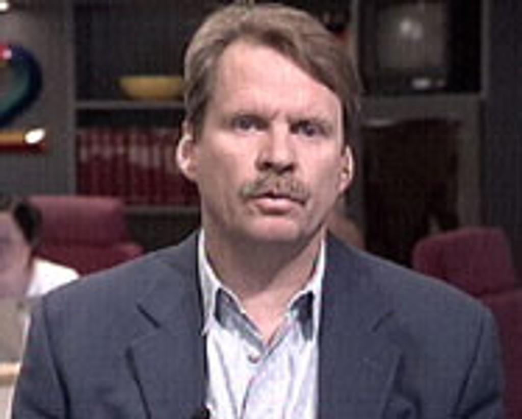 Trygve G. Nordby, UDI-direktør.