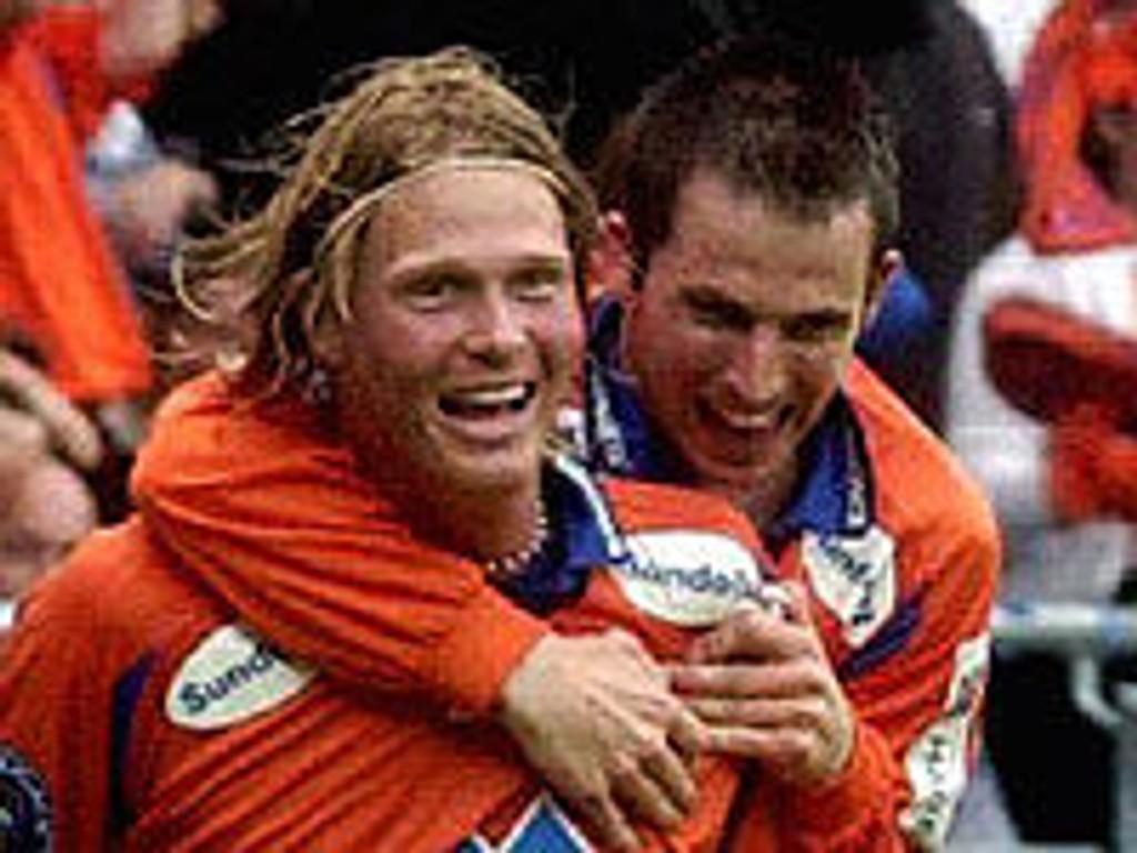 Tor Hogne Aarøy og Morten Moldskred, Aalesund