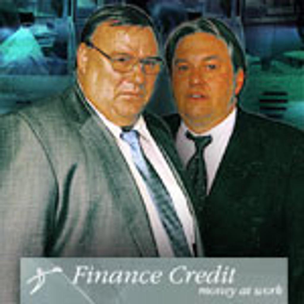 Torgeir Stensrud og Trond G. Kristoffersen,