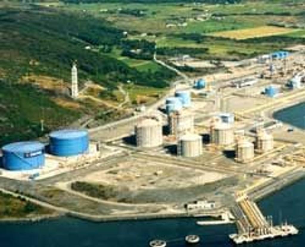 Planlagt gasskraftverk på Kårstø, Naturkraft AS
