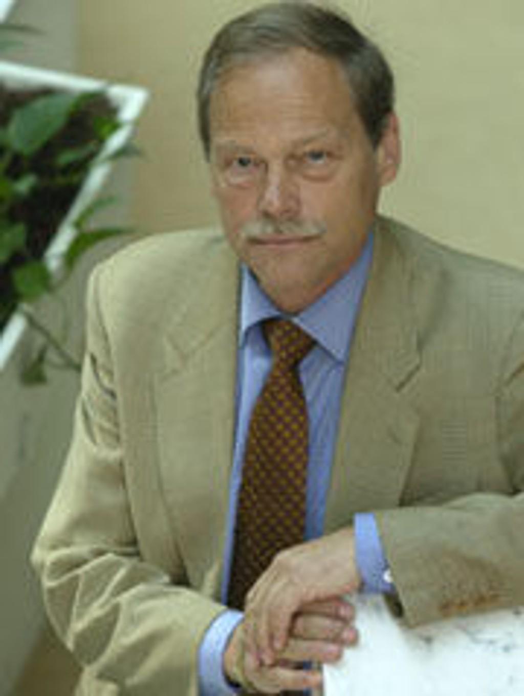 Willy Jensen, direktør i Post- og Teletilsynet