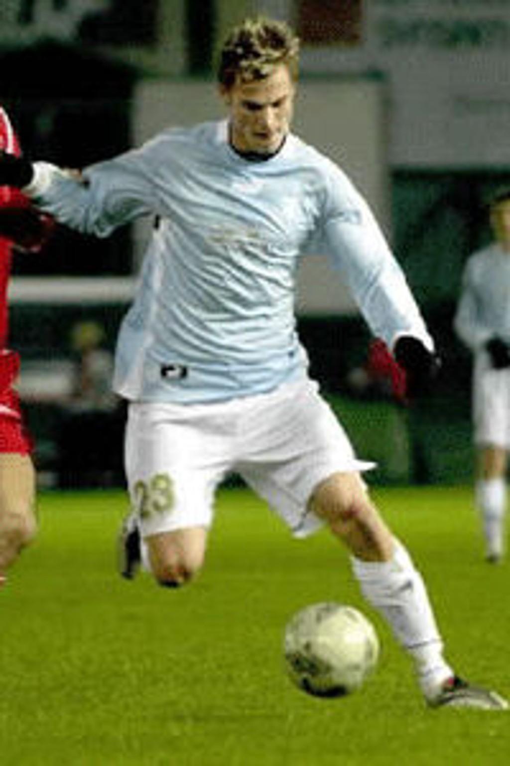 Markus Rosenberg, Malmö FF