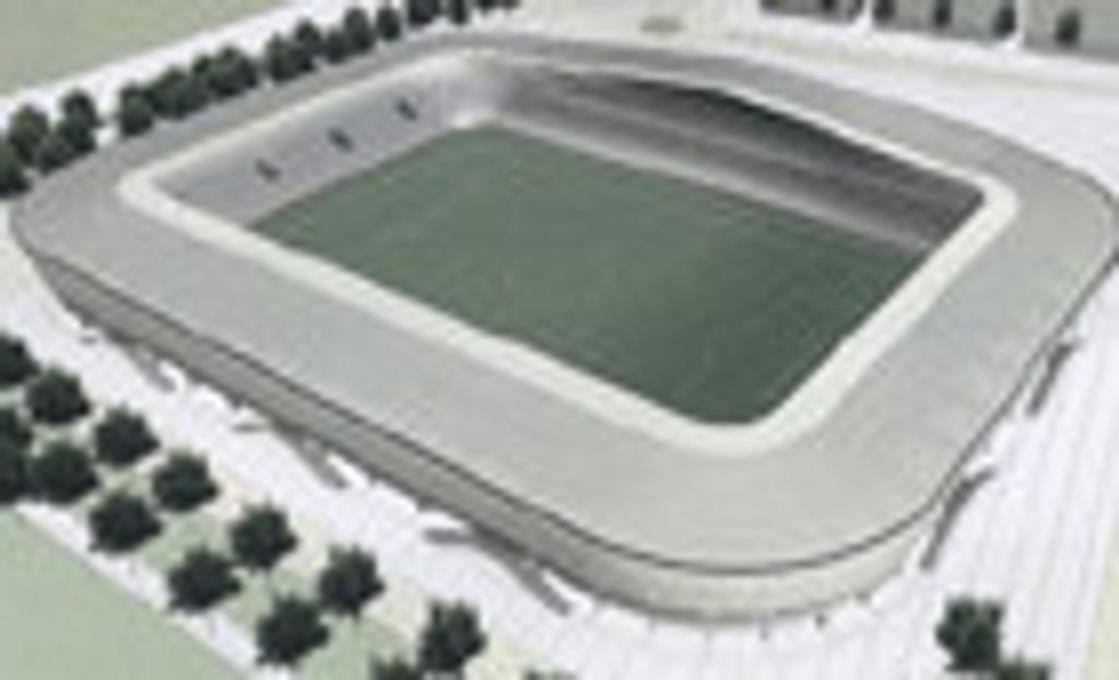 ny brann stadion