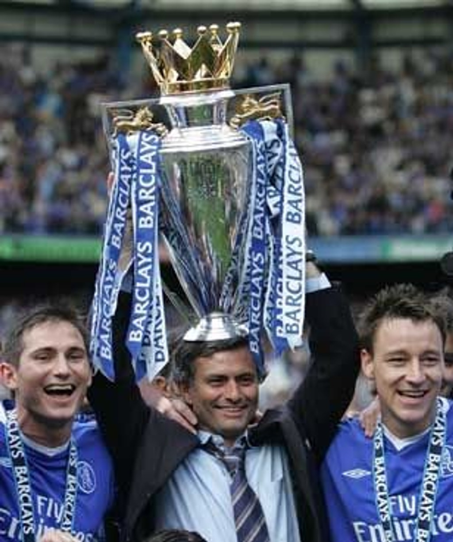Chelsea, Mourinho, Lampard, Terry