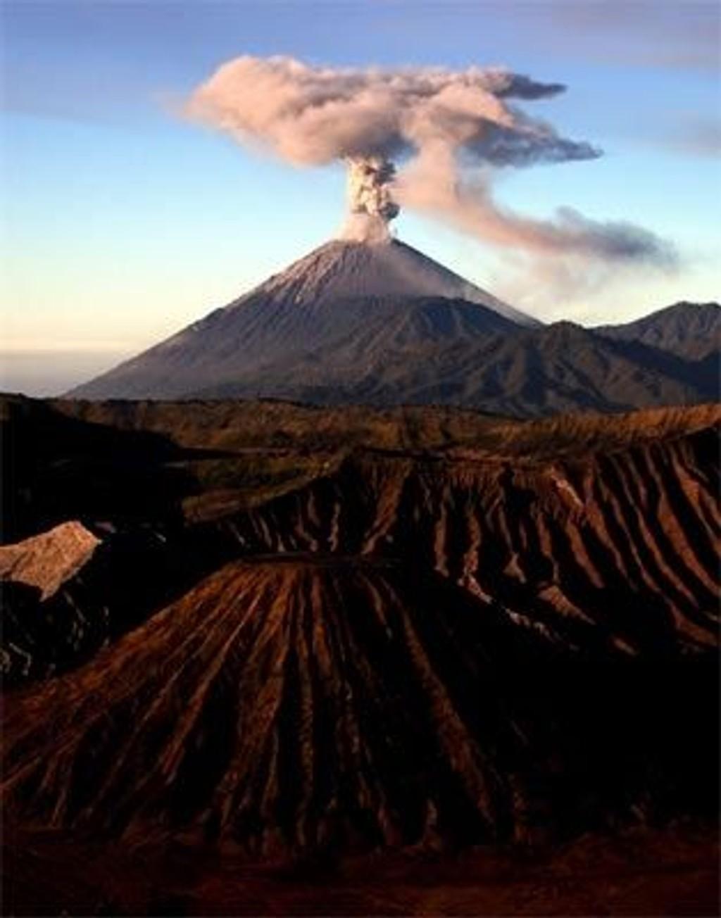 Yang spår at det vil bli mange vulkanutbrudd i 2006.