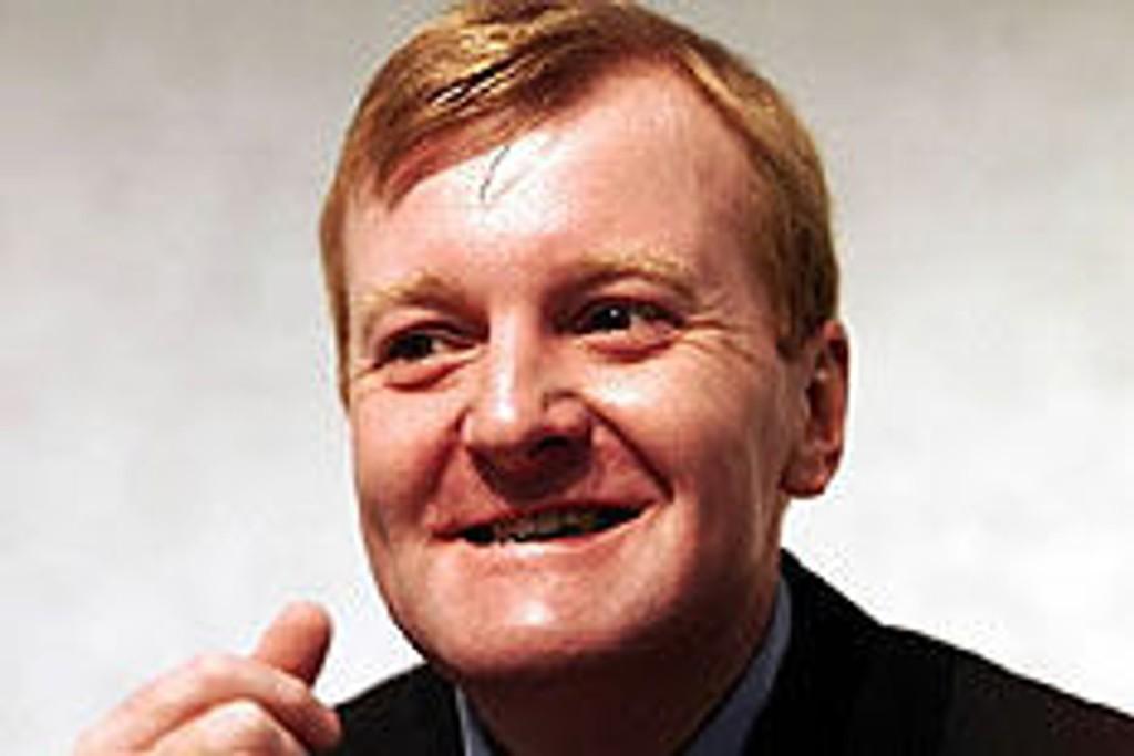 Charles Kennedy leder de britiske liberaldemokratene.