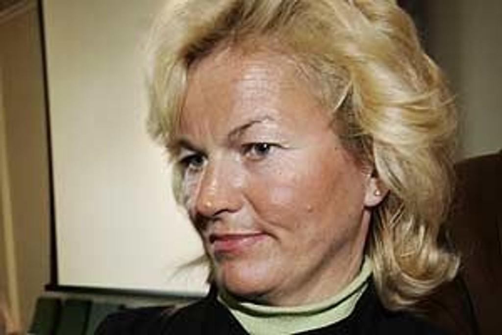 Tidligere forsvarsminister Kristin Krohn Devold.
