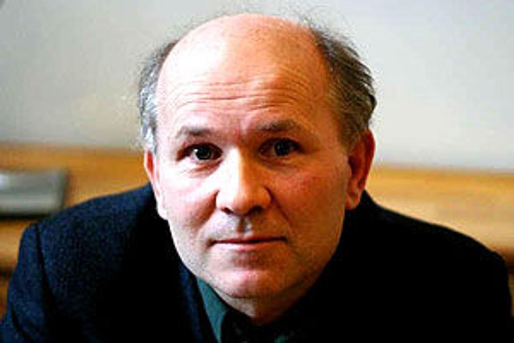 Forskningssjef i FAFO, Jon Pedersen.