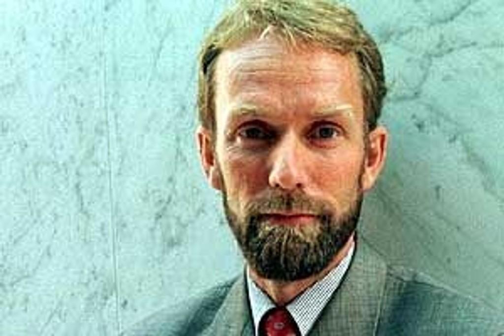 Sjefsøkonom i First Securities, Harald Magnus Andreassen.