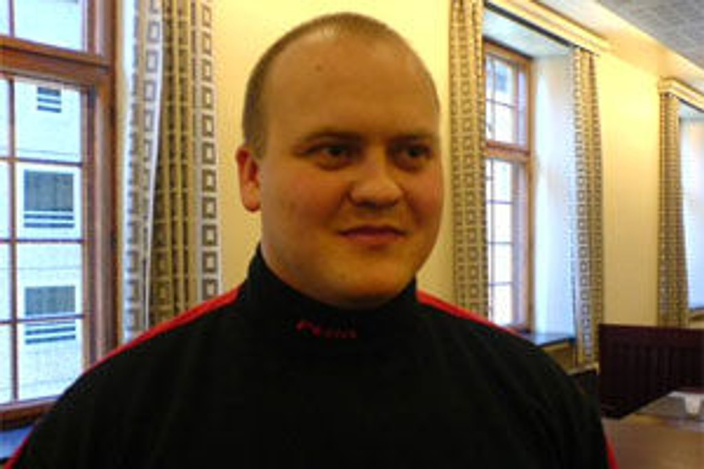 Øyvind Pedersen tapte den prinsipielle pokersaken i Midhordland tingrett.