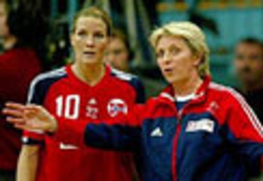 hådball kvinner landslaget