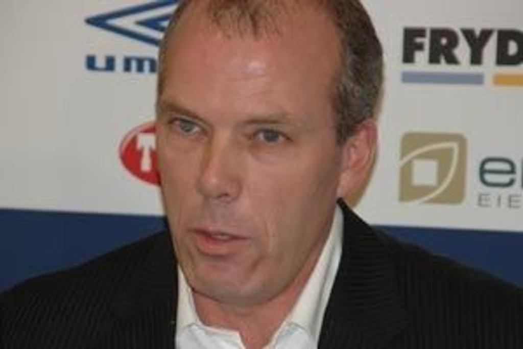 BLIR MED TIL KANARIØYENE: Roald Bruun-Hansen blir med Brann til Kanariøyene i januar. Det blir hans første dager som sportssjef i Brann.