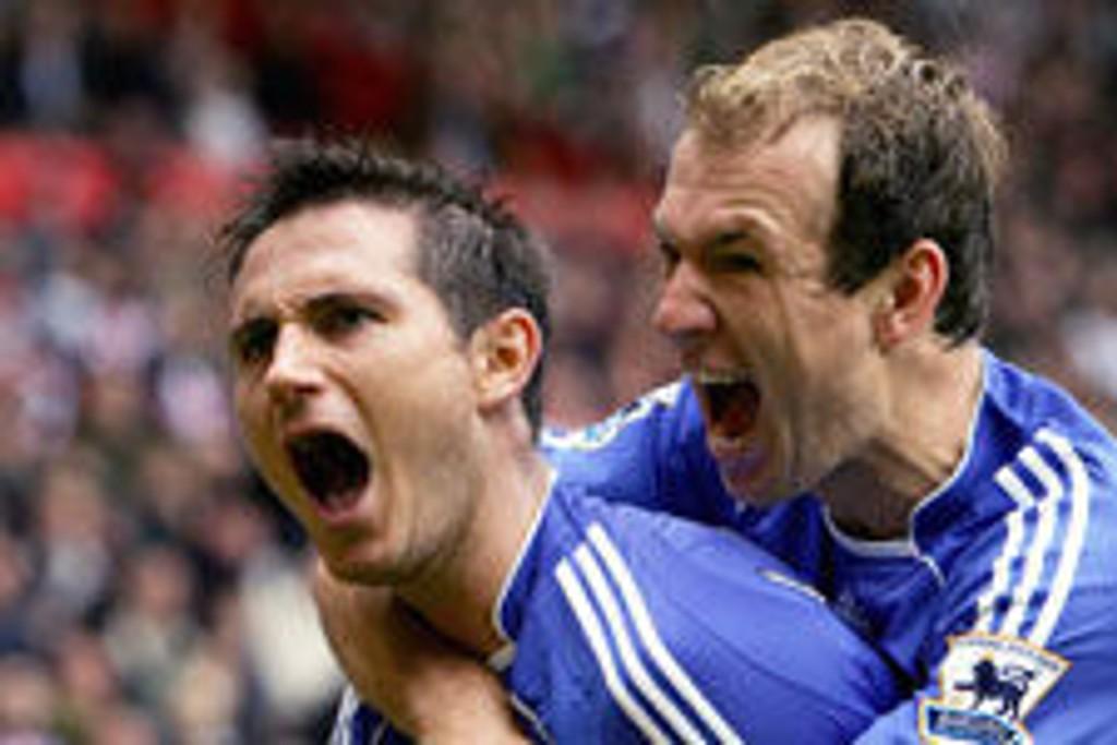 Vi stoler ikke på Chelsea i kveldens TV-kamp, og spiller heller på lag lenger sør i Europa.