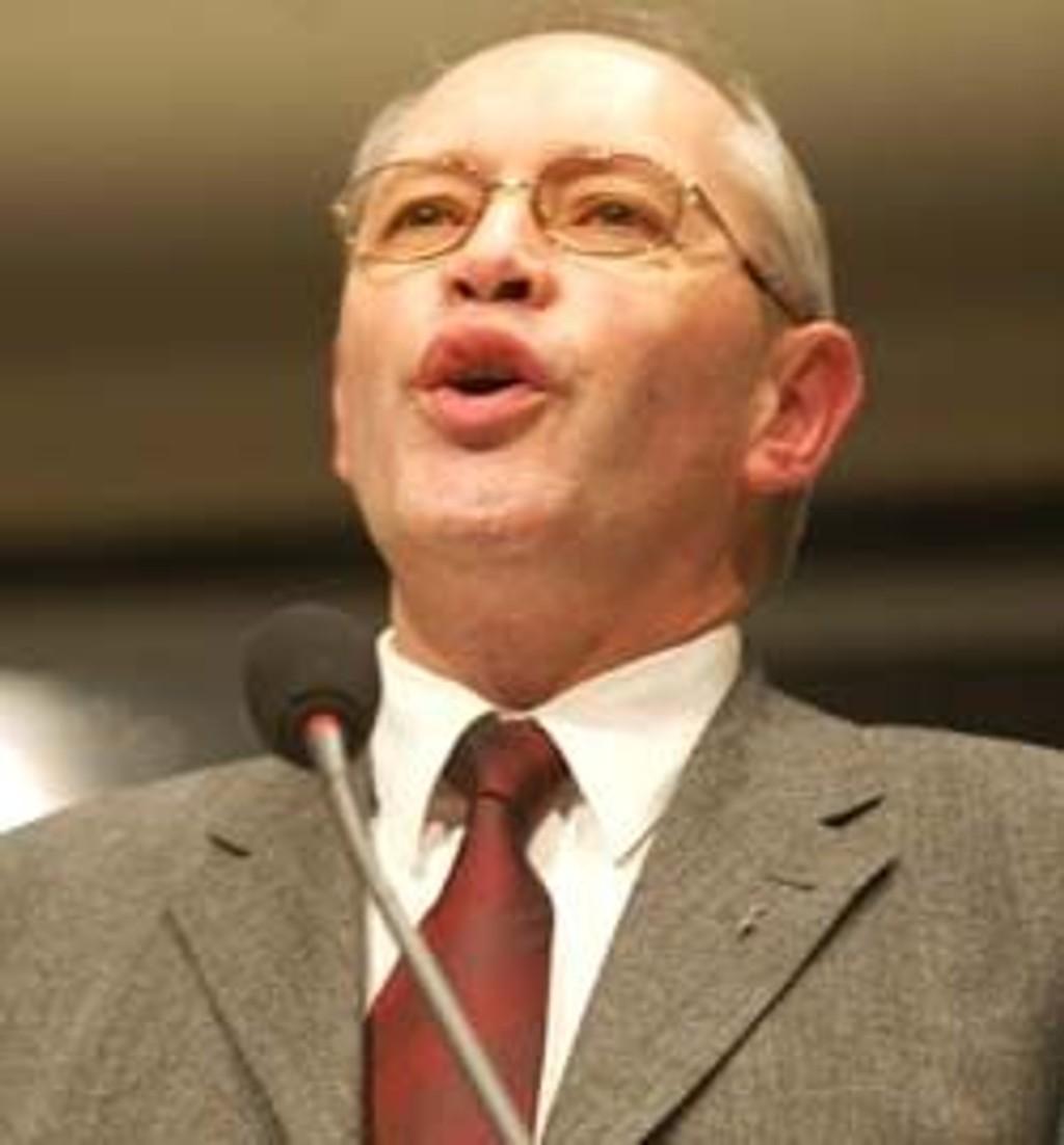 Arbeiderpartiets partisekretær Martin Kolberg.