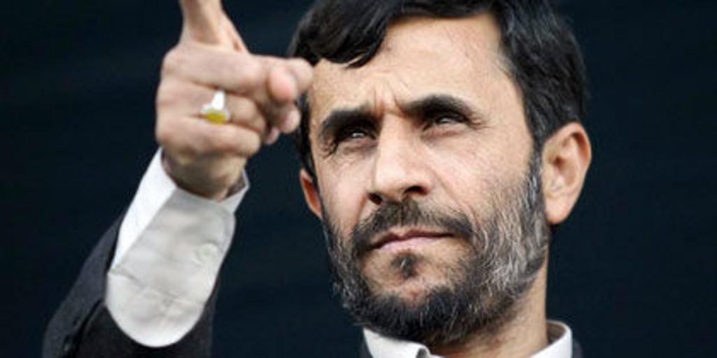 Arkivbilde av Irans president Mahmoud Ahmadinejad.