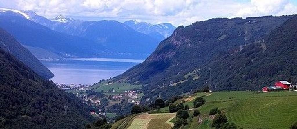 Vik kommune i Sogn og Fjordane