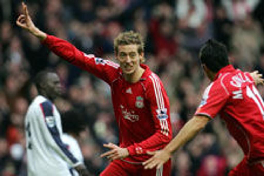 Liverpool-fansen håper på nye spreke sprell fra sin høyreiste spiss mot Arsenal.