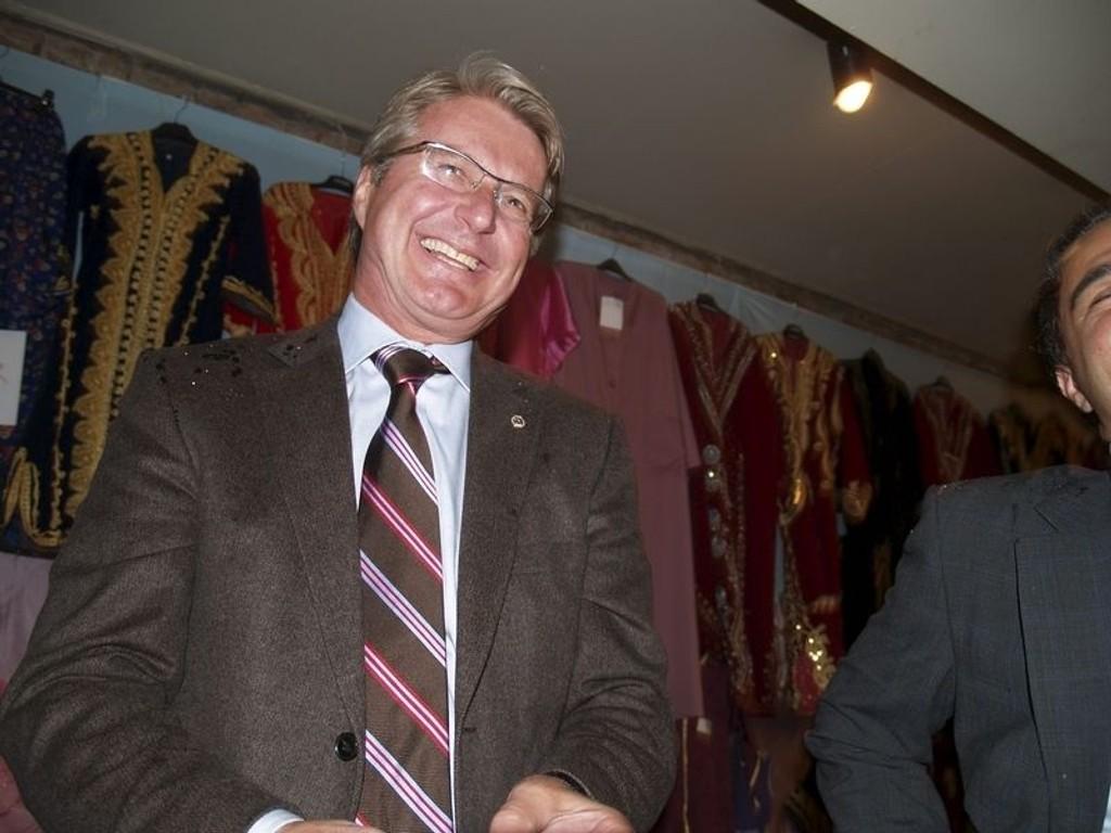 Fabian Stang (H) blir Oslos nye ordfører.