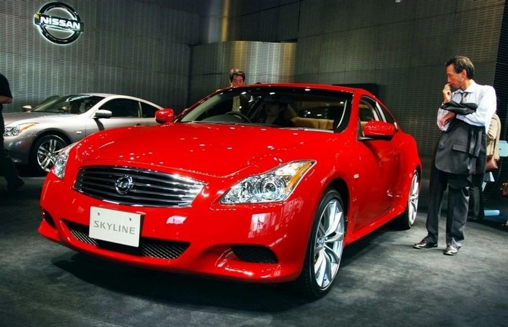 LEKKER: Om andre tar regningen vil de fleste vil kunne leve greit med denne bilen i garasjen.