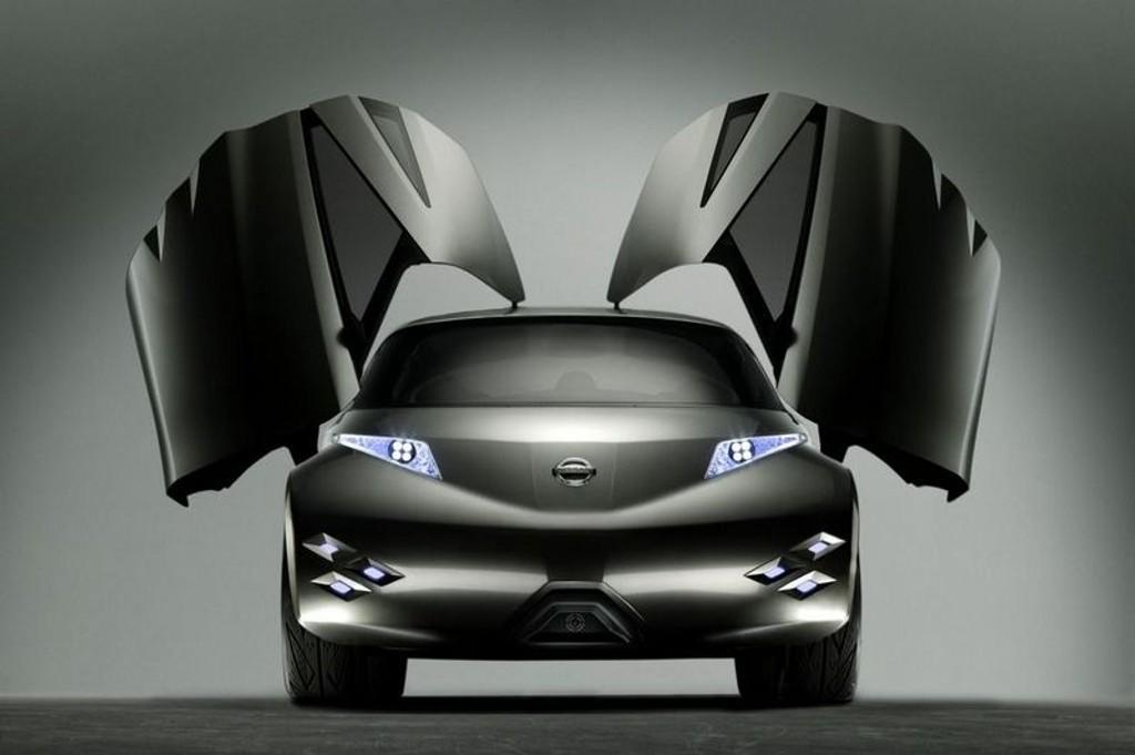 KOMMER: Konseptbilen Nissan MIXIM.
