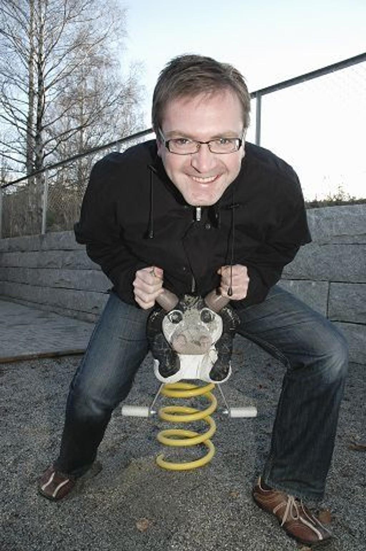 Tar tyren ved hornene: Bystyrepolitiker Trond Jensrud (Ap) tar byrådet ved hornene og ønsker minst 200 millioner mer i tilskudd til bydelene i 2008.