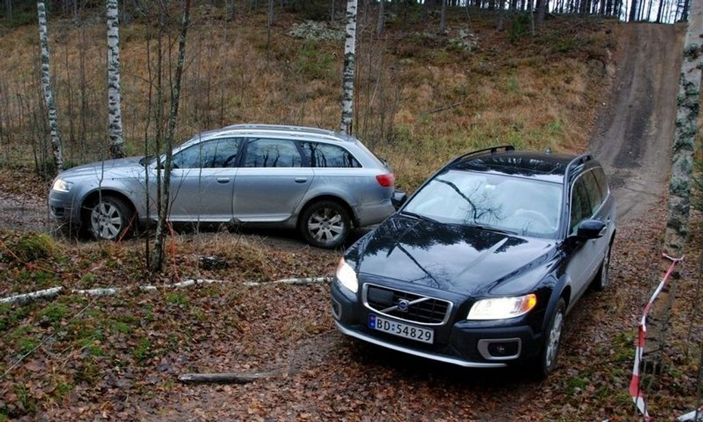 86 prosent av de spurte i en undersøkelse ville kjøpt bil med 4x4 om de skulle handlet i morgen. (Foto: Øivind Skar)