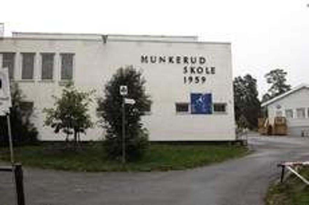 Munkerud skole