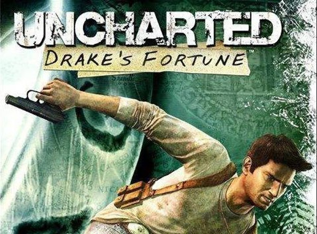 ANMELDT: Uncharted: Drake's Fortune.