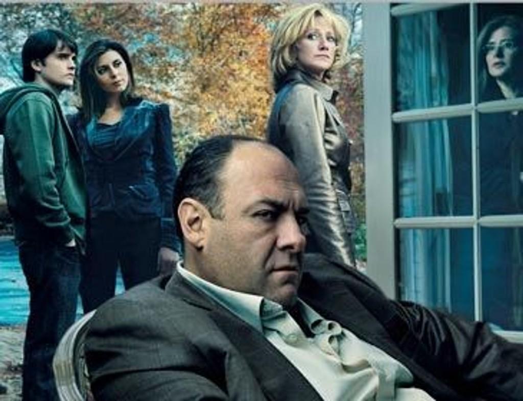 SOPRANOS: I dag gikk klærne til Tony Soprano fra HBOs kjempesuksess «The Sopranos» under hammeren hos Christie's.