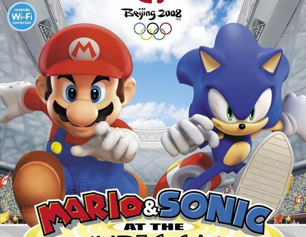 Mario & Sonic at the Olympic Games.