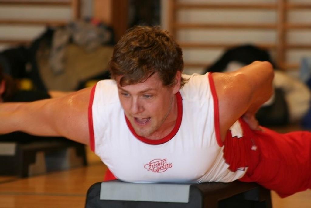 Stadig flere velger å trene i begynnelsen av januar.